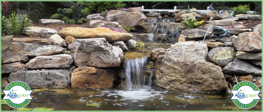 American Aquascapes | Spring Cleanout Services