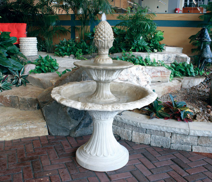 Self Contained Fountains